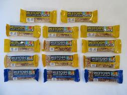 14 protein from real food bars caramel