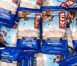 80 Chocolate Chip - CLIF - ENERGY Organic Rolled Oats Protei