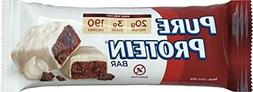 6 Count 1.76 oz Pure Protein Bars, Healthy Low Carb Snacks,