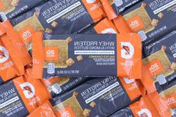 62 Gatorade Recover Whey Protein Bar Salted Caramel Muscle B