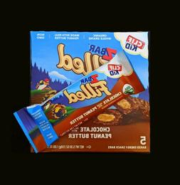 80 CLIF KID FILLED ORGANIC ENERGY PROTEIN Z BAR CHOCOLATE PE