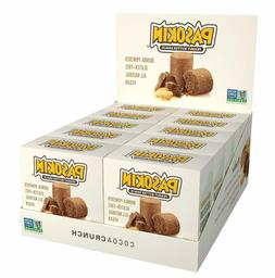 PASOKIN All Natural Cocoa Crunch Protein Snack / Gluten Free
