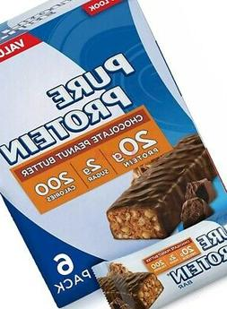 Pure Protein Bars, High Protein, Nutritious Snacks to Suppor