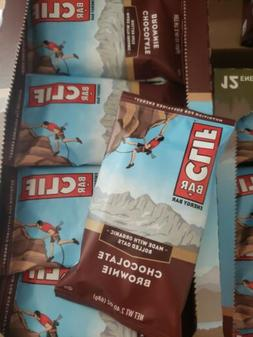 ✅😋CLIF BAR Chocolate Brownie Protein Bars - 30 Count. *