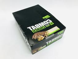 MusclePharm Combat Crunch Protein Bar, Chocolate Chip Cookie