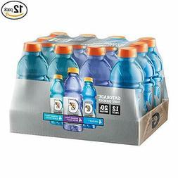 Gatorade Frost Thirst Quencher Variety Pack 20 Ounce Bottles