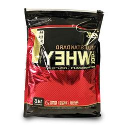 Gold Standard 100% Whey, 10 lb, Vanilla Ice Cream