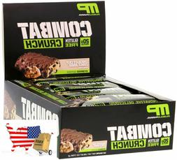 Muscle Pharm Hybrid Series Combat Crunch Chocolate Chip Cook