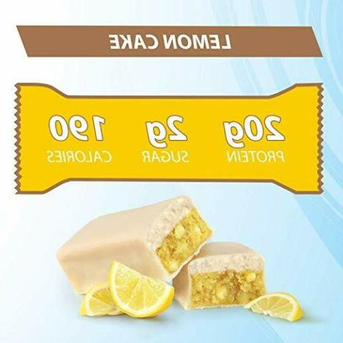 Lemon Pure Bars Snacks to Support Energy, Low Sugar