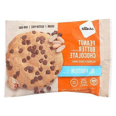 protein bar cookie peanut butter chocolate box