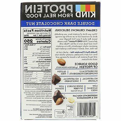KIND Bars Protein Double 12 76 oz 50 g