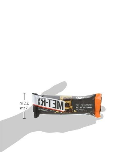 MET-Rx Protein Plus Protein Bar, Butter Cup, 4 High Protein Vitamins to Energy Levels & Muscle Gluten Free