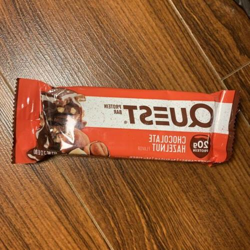Quest Protein Bar 27ct Different CHOCOLATE Flavors