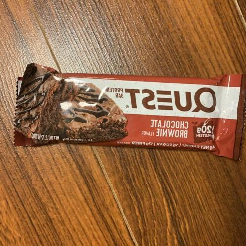 Quest Protein Bar 27ct 10 CHOCOLATE Flavors Expired