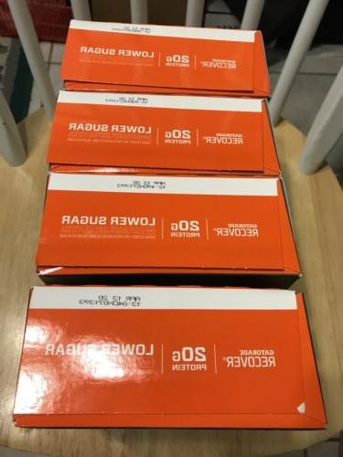 Gatorade Recover Whey BOXES 48 Chip - BB