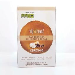 Smart for Life Low Sugar S'mores Protein Bars 12 Ct