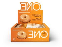One Maple Glaze Donut Protein Bar ~ Exp 09/2021  24 Count !!