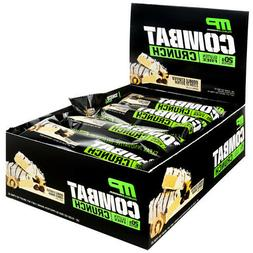 MusclePharm Hybrid Series Combat Crunch Protein Bar - 12 Bar