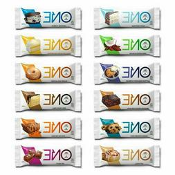 🔥 ONE Protein Bars  - 12 Flavor Variety Pack 20g Protein