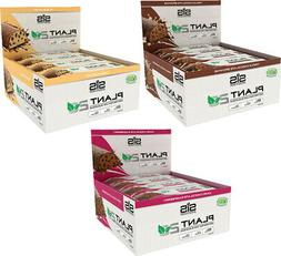 SiS Plant20 Vegan Protein Bars Box of 12 All Natural Sports