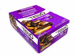 Quest Nutrition Whey Protein Bar - Box of 12 Bars CARAMEL CH