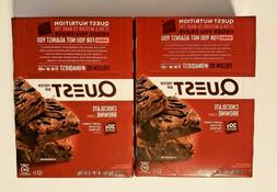 Quest Nutrition Natural Protein Bar, Chocolate Brownie, 12 C