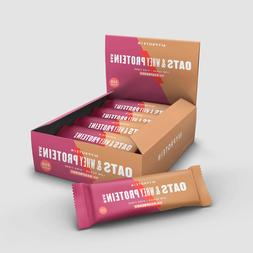 Myprotein Protein Bars 22 g protein and 38g. carbohydrates V