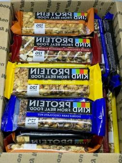 KIND Protein Bars, YOU CHOOSE FLAVOR, Gluten Free 12g Protei