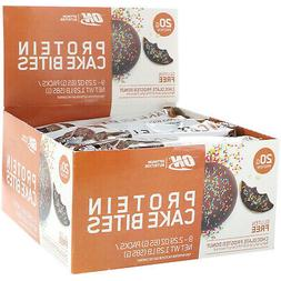 Optimum Nutrition  Protein Cake Bites  Chocolate Frosted Don