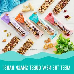 Quest Nutrition Protein Keto SNACK BAR Gluten-Free Low Carb