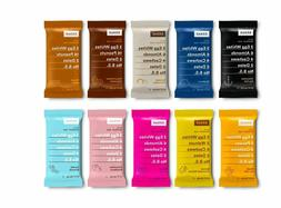 Set Of 6 Box RXBar/Layer Variety Pack Protein Bars - EXP 07/