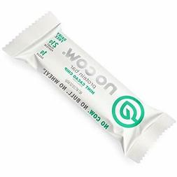 No Cow Vegan Keto Protein Bar - Box of 12 Bars MINT CACAO CH